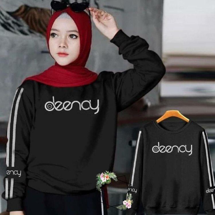 Fashion Bandung Deenay Sweater Sweater Pakaian Wanita Cocok