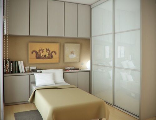 Bedroom Interior Design Ideas Small Spaces Glamorous Smart Interior Design Ideas For A Small Bedroom  Interior Design Inspiration