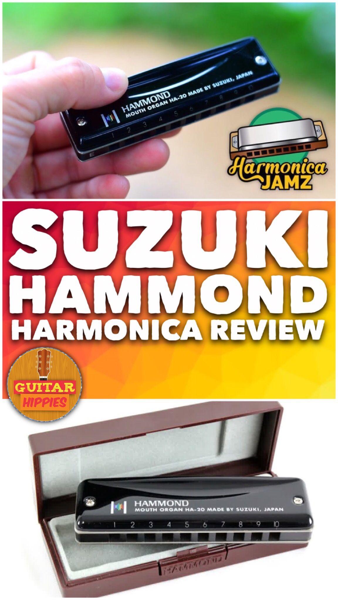 Suzuki Hammond Harmonica Review