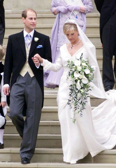 Royal Bride: Prince Edward and Sophie Rhys-Jones (mit Bildern ...