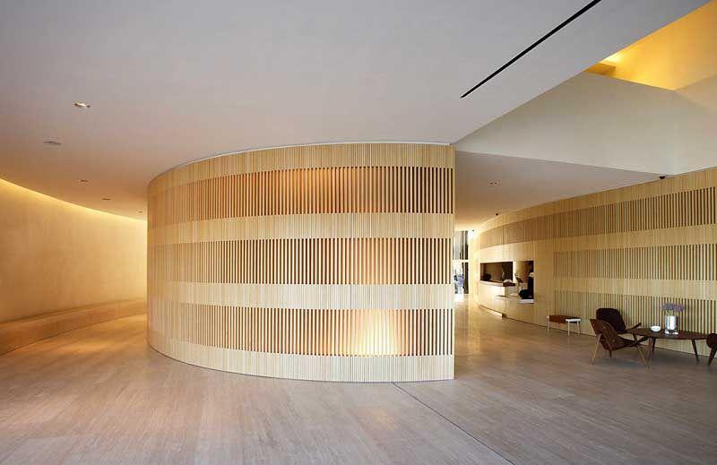 Hotel puerta america john pawson wc dri pinterest for John pawson lighting