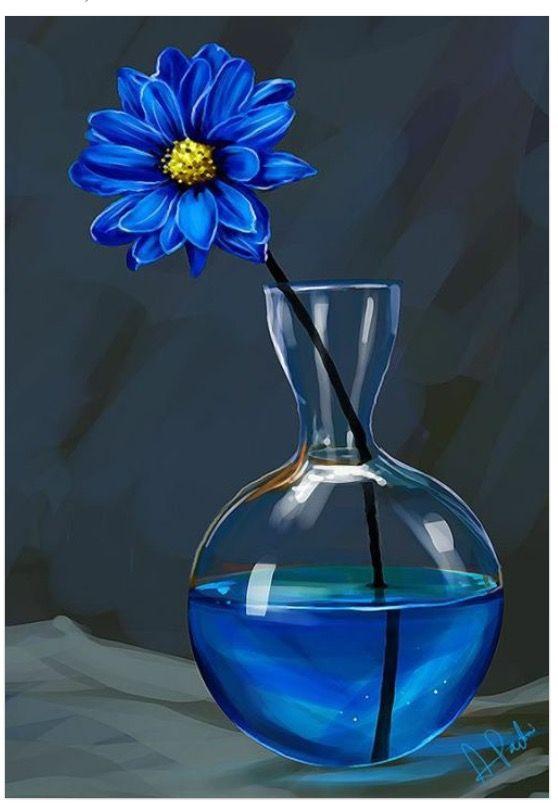 Vase Painting Ideas Diy Simple
