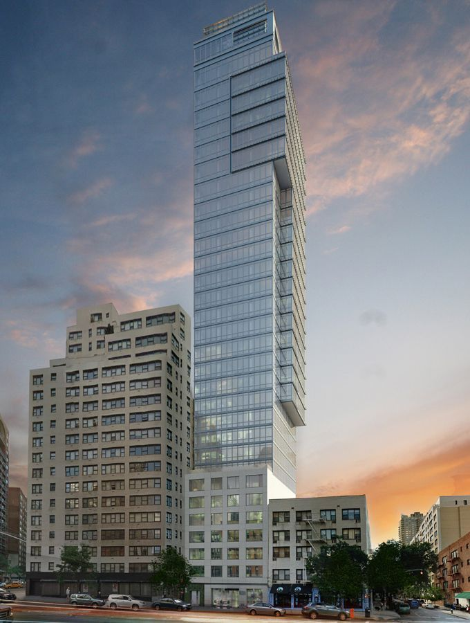 NEW YORK | The Charles - 1355 1st Ave. | 31 fl | Prep - SkyscraperCity