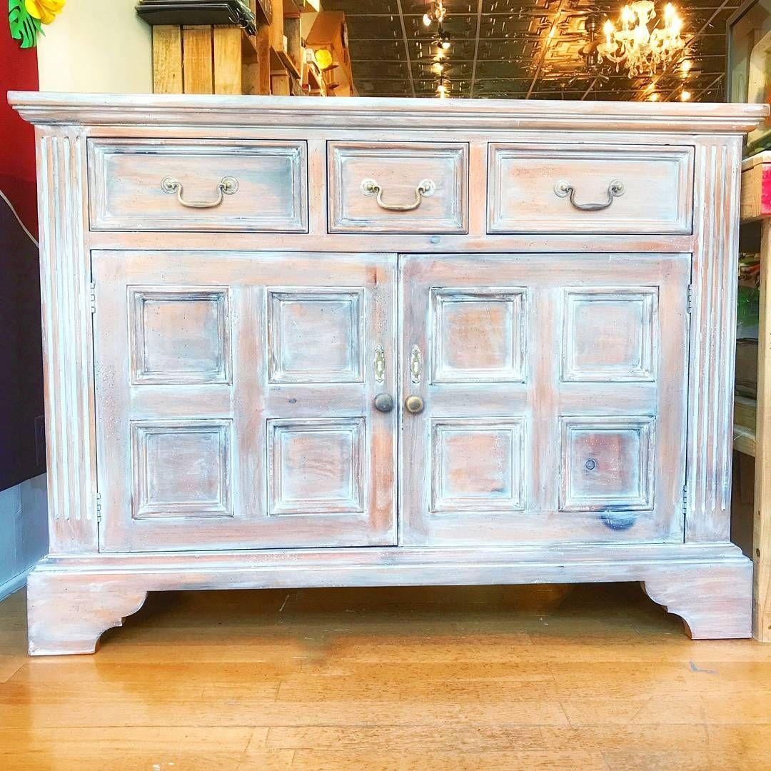 Instagram furniture painting pinterest chalk paint wax white