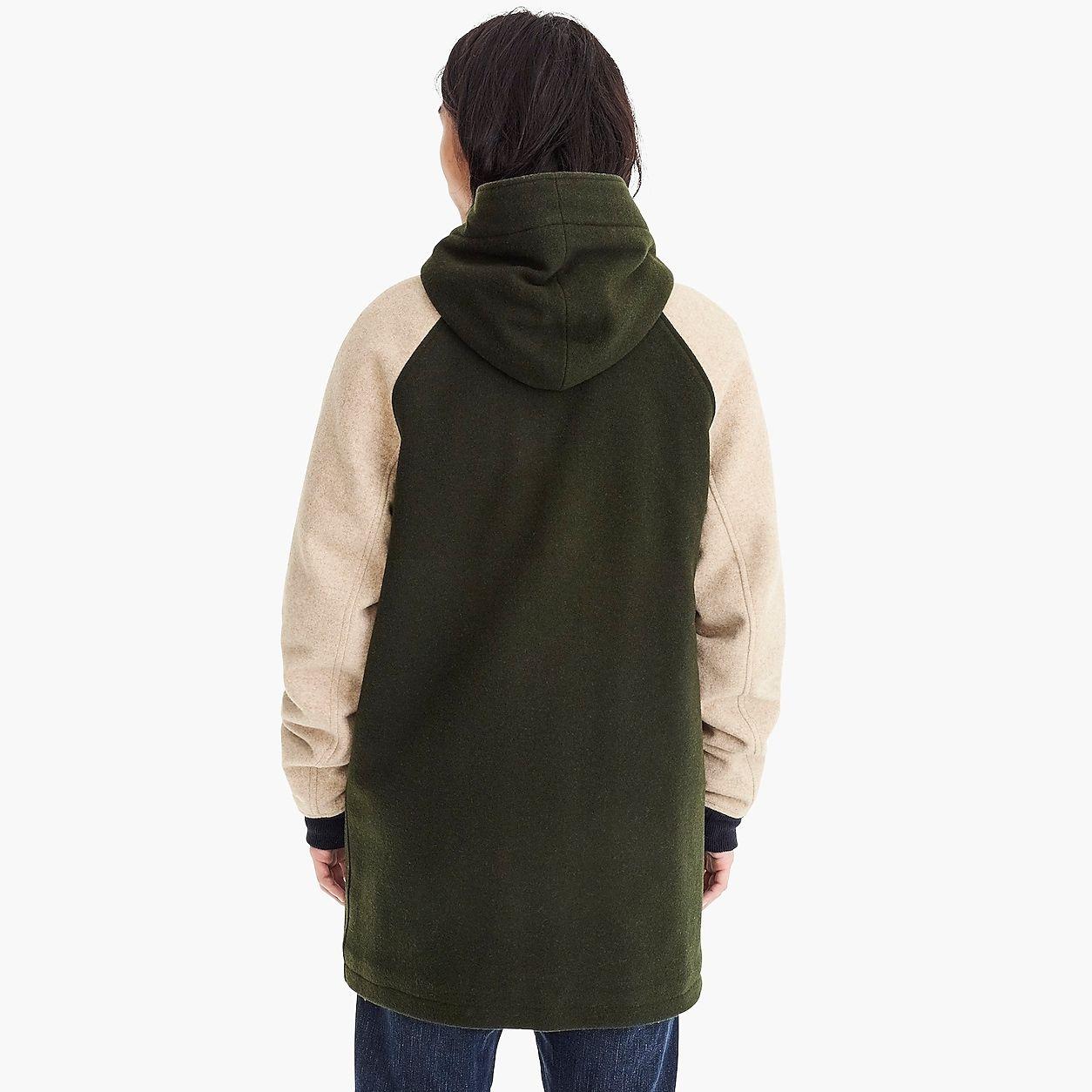 6278fa013f Wool-Nylon Sideline Jacket | Products | Jackets, Wool, Sweaters
