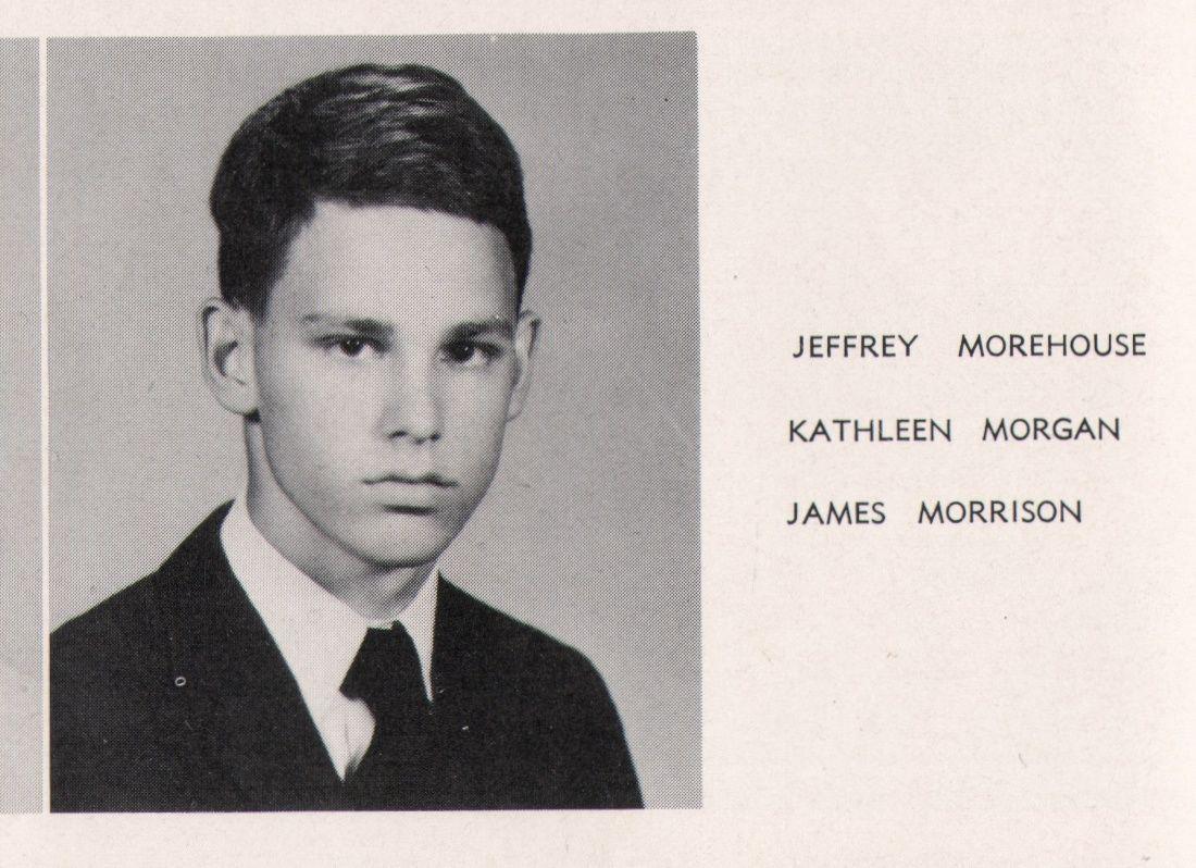 The Doors - Two Original Jim Morrison High School Yearbooks - Recordmecca  sc 1 st  Pinterest & The Doors - Two Original Jim Morrison High School Yearbooks ...