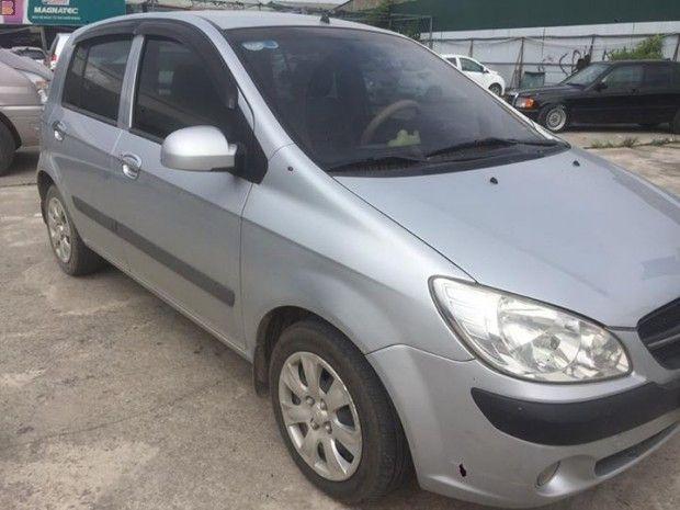 Bán xe ôtô Hyundai tại Đường Trần Phú, Phường Văn Quán, Hà Đông, Hà Nội Bán HUYNDAI GETZ sản xuất năm 2010. Cam kết không taxi, không chạy dịch vụ, xe rất đẹp, bao kiểm tra.
