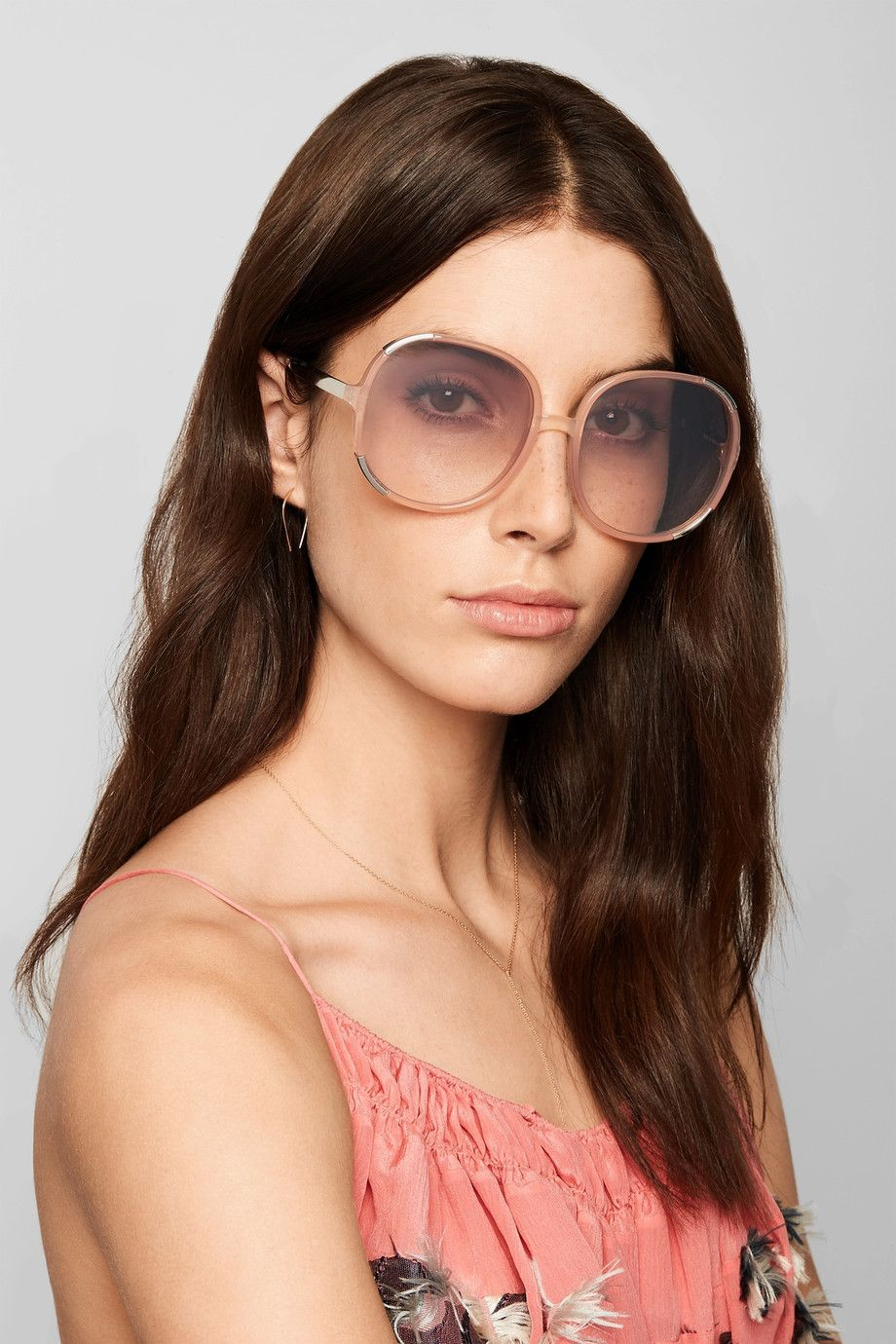 Chloé   Myrte square-frame acetate sunglasses   NET-A-PORTER.COM ...