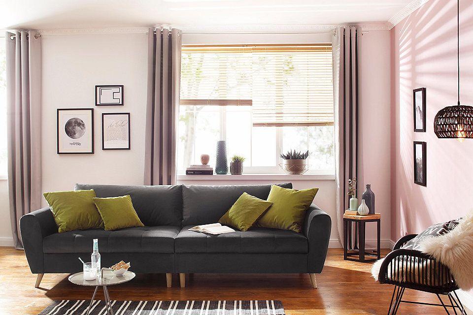 Home Affaire Big Sofa »Penelope«, Feine Steppung, Lose Kissen, Skandinavisches  Design Jetzt Bestellen Unter: ...