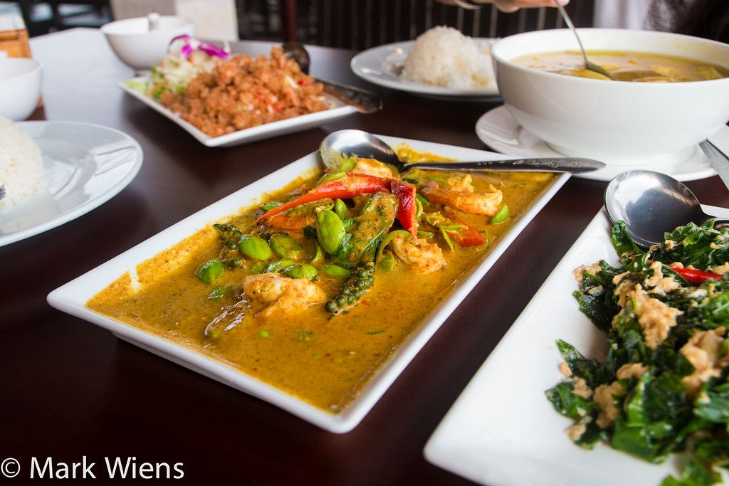 Paknam Krabi Seafood Halal Restaurant In Krabi Town With Images Seafood Krabi Town Krabi