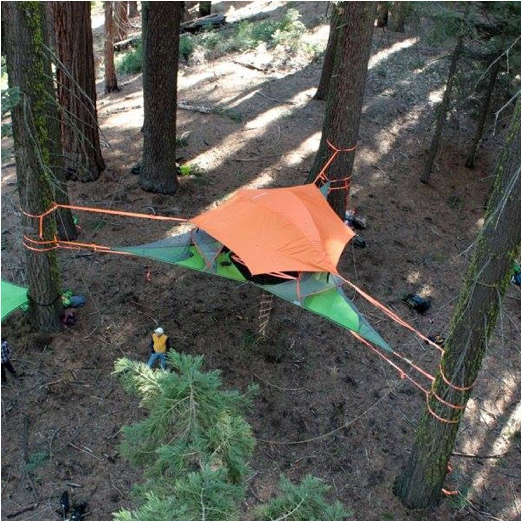 Tentsile connect tree tent orange tree tent tents and camping