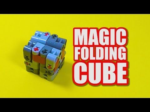DIY Infinity Cube - How to Make a LEGO Infinity Cube Tutorial ...