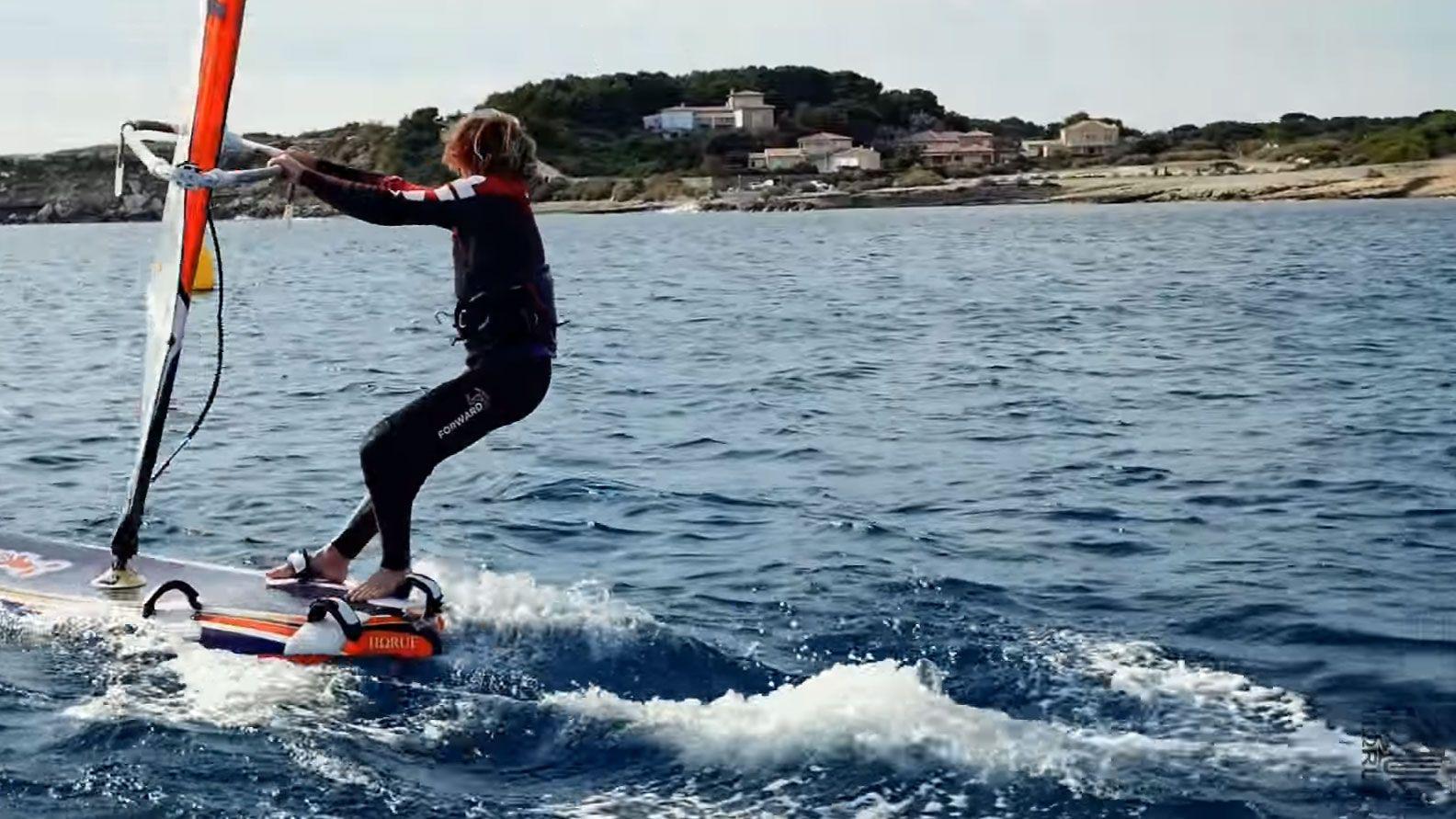 Foil Magazine Supfoil Kitefoil Surffoil Windfoil Hydrofoil Tutoriel Video Horue Windsurf Foil Le Take Of Planche A Voile Tutoriel Video Tutoriel