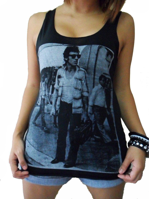0c71dadd Retro Vintage Classic Print Bruce Springsteen T-shirt   BRUUUCE ...