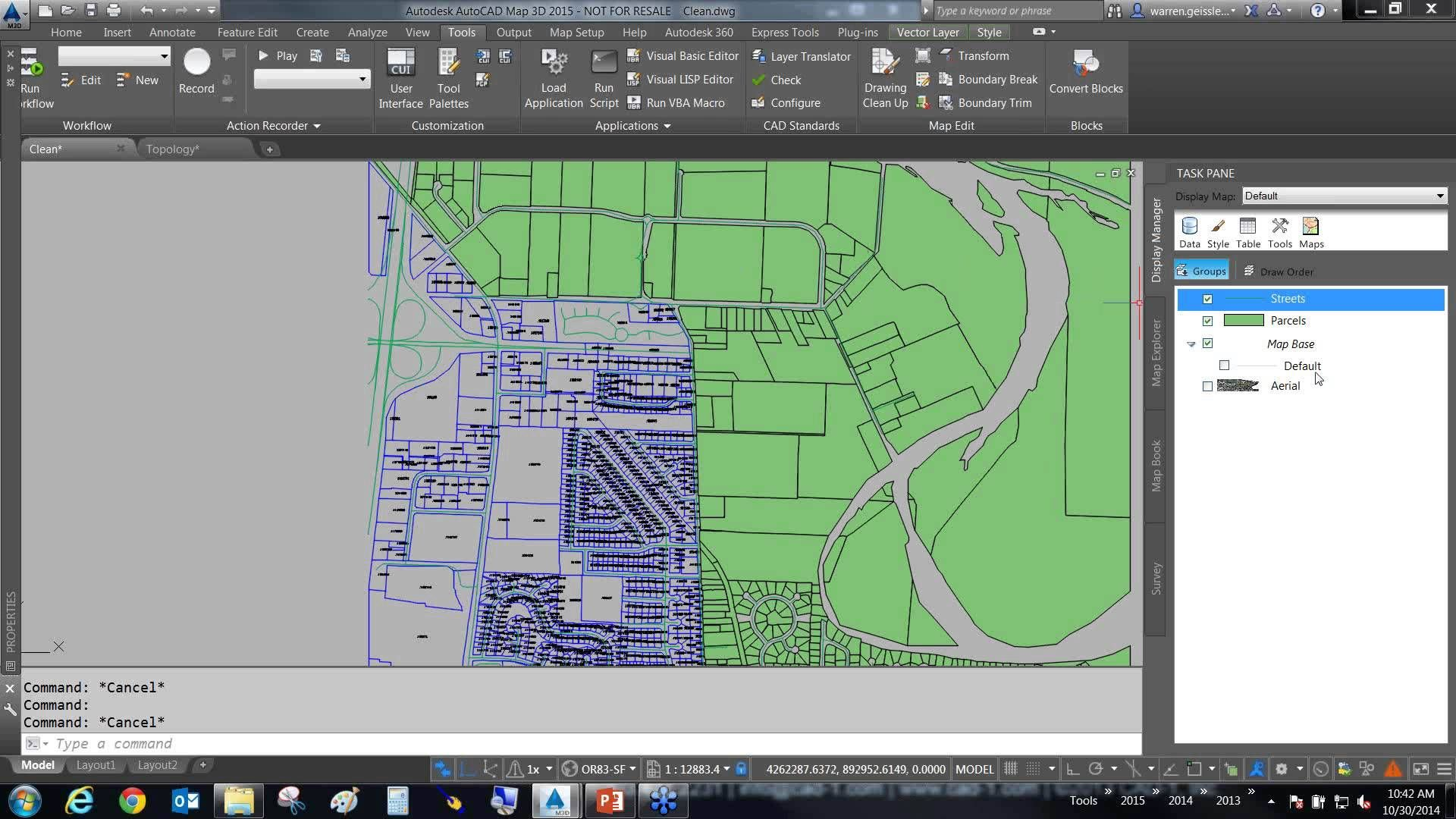 Why Use AutoCAD Map 3D | Professional Development | Cutlery