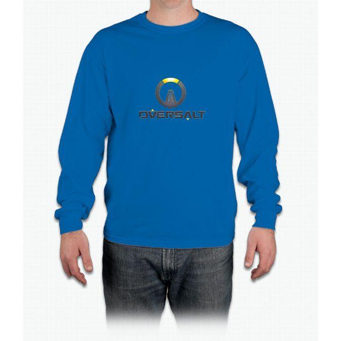 Overwatch salt Long Sleeve T-Shirt