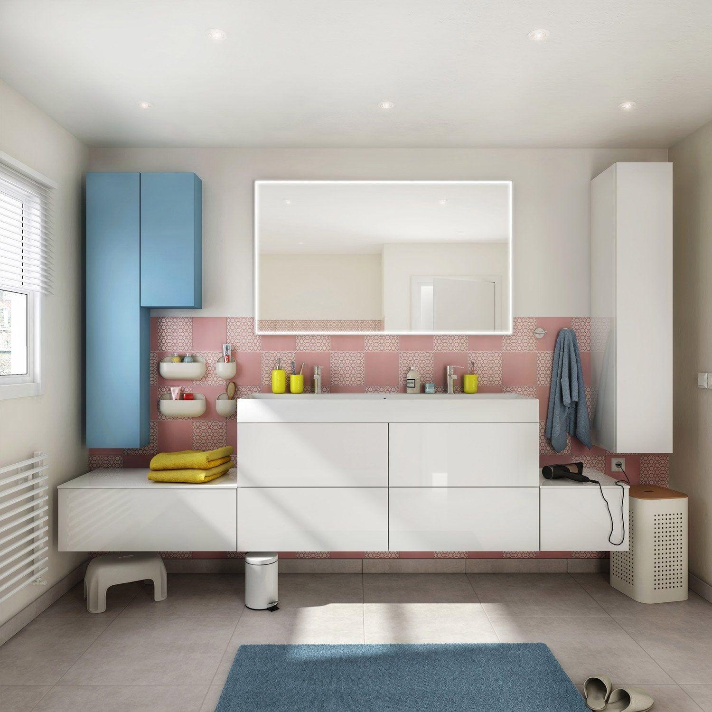 Meuble de salle de bains, Neo line SENSEA | Meuble de salle ...