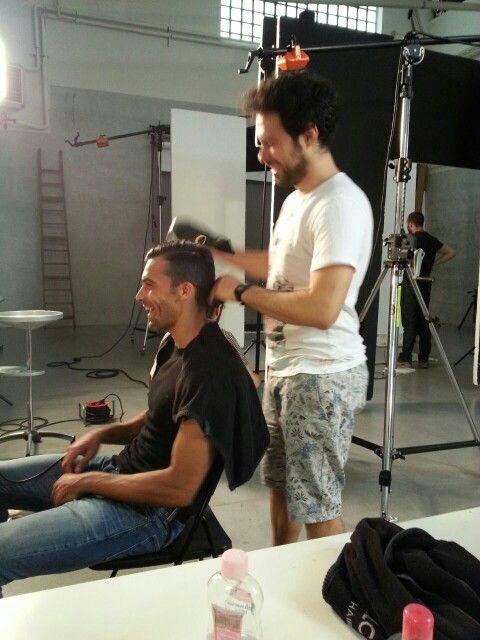 Hair cut man style milano moda #parrucchieriforb