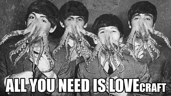All You need is lovecraft!   Music*****zene*****muzsika