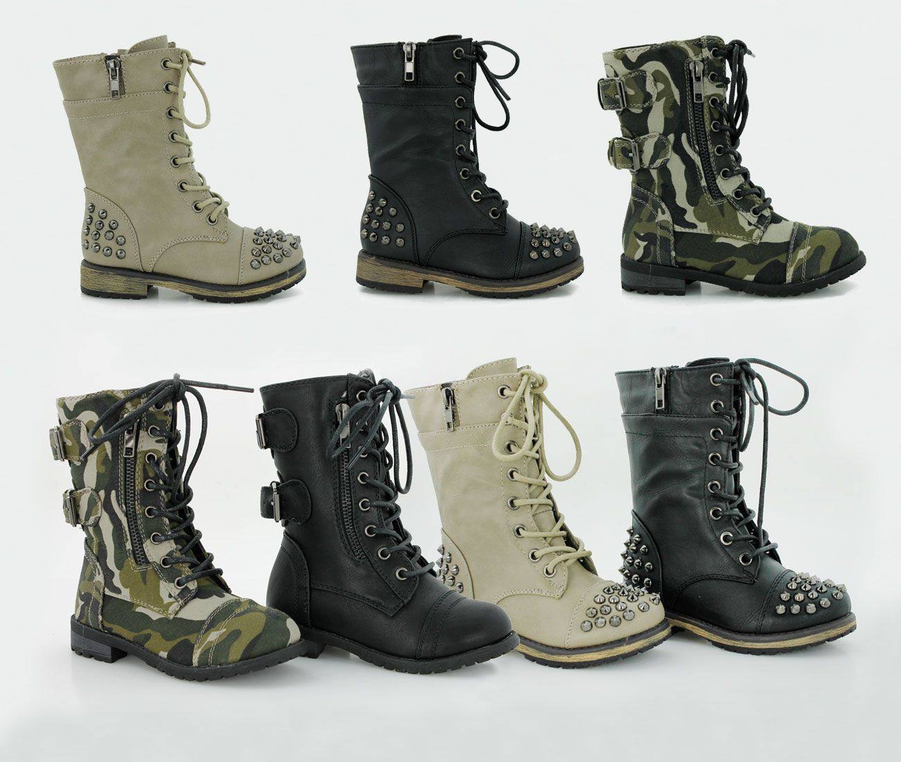 For the Combat Boots Lovers boys / girls - combat boots | Kids ...