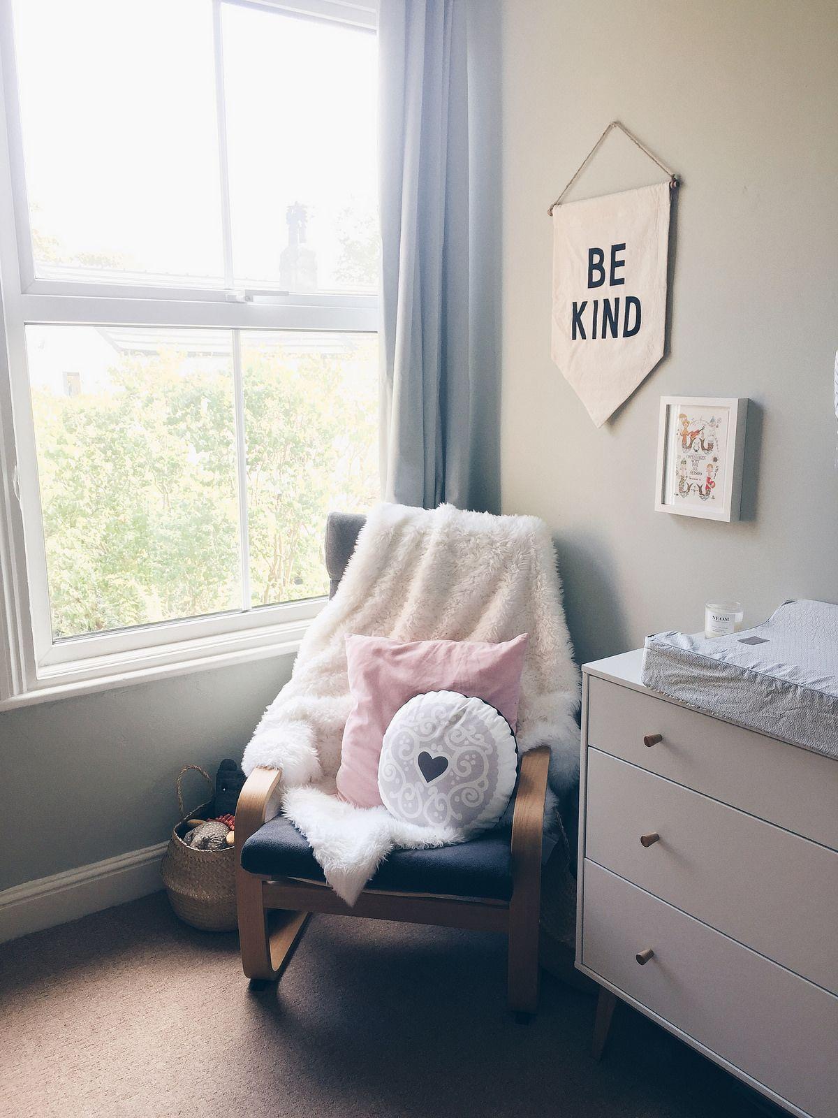 ikea poang nursing chair Kids Room Pinterest