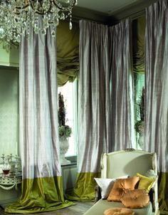 Interplan #gordijnen #groen #green | Ramen | Pinterest | Green ...