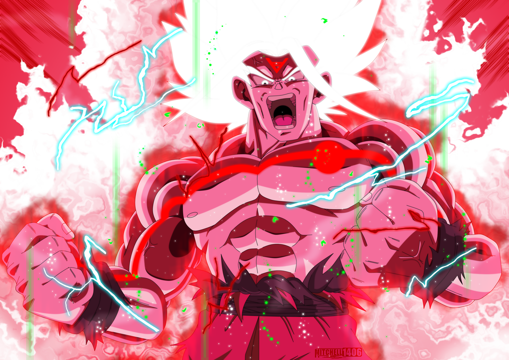 Omni Super Saiyan Goku Kaioken X100 V2 By Mitchell1406 Anime Dragon Ball Super Dragon Ball Super Art Dragon Ball Artwork