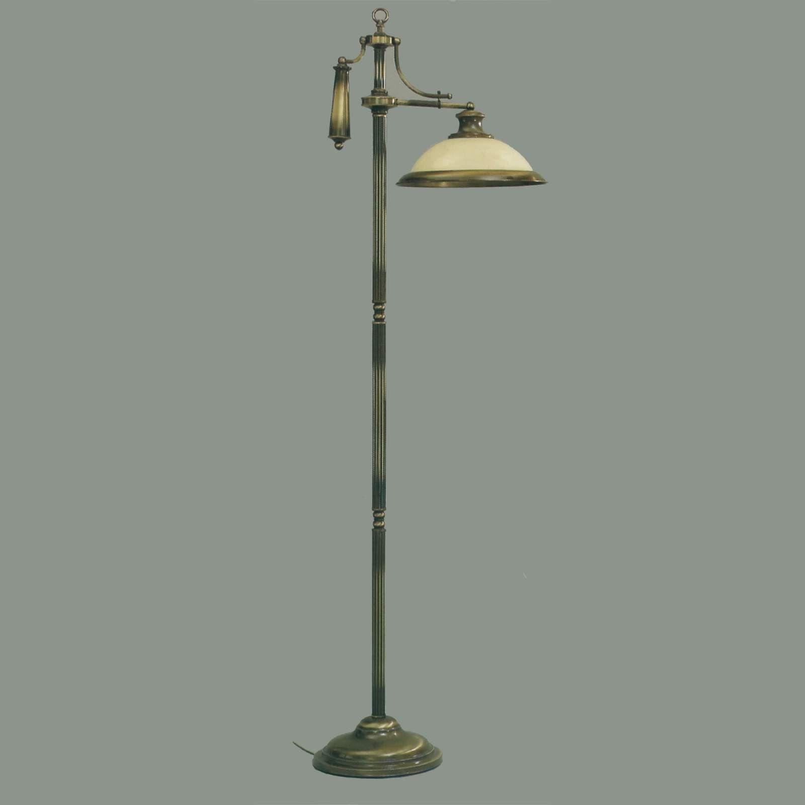 Antike Stehlampe Valentina Von Orion Bronze Stehlampe Retro