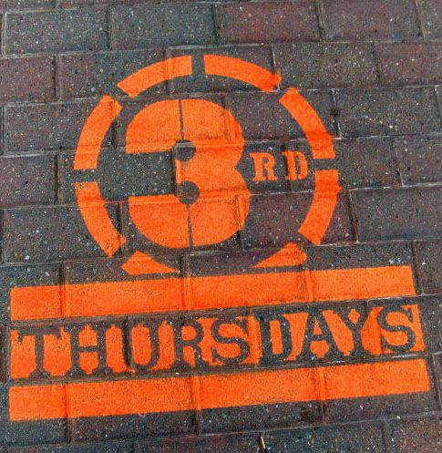 3rd.Thursdays! Free downtown street festival May-October in upstreet Pittsfield. #Berkshires