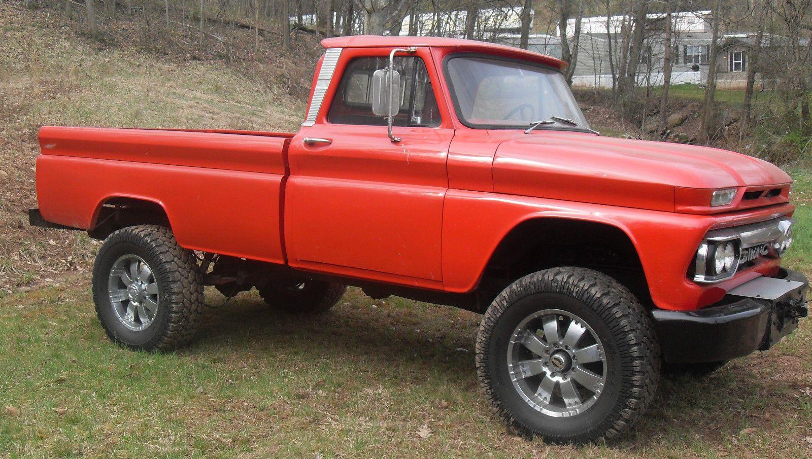 BangShift.com 1964 Chevy detroit diesel