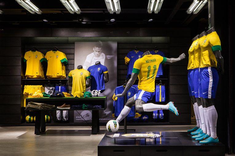 rio de janeiro nike ipanema store opening Sportswear