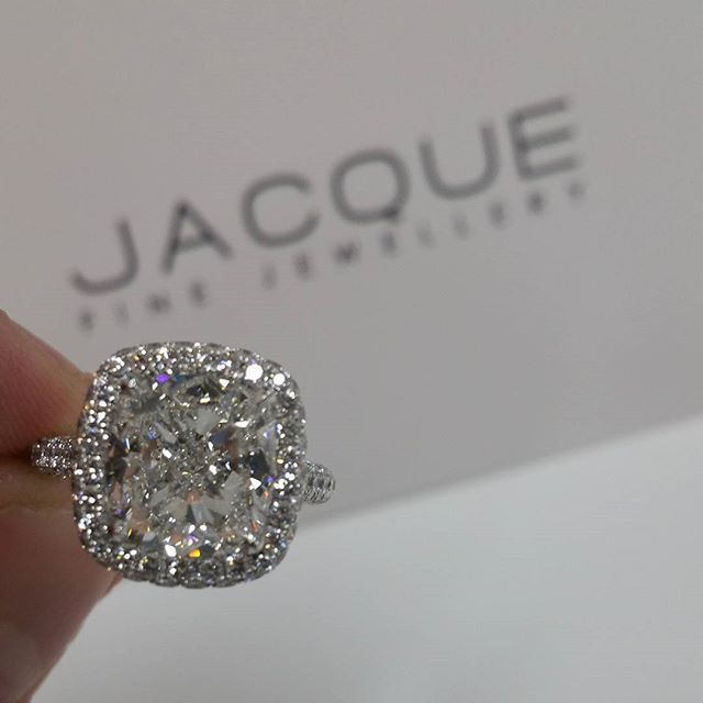 Cushion Cut Bling Luxury Glam Barbie Blog