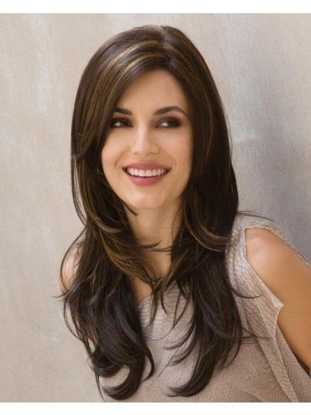 47 Beautiful Women Haircut Front Layers To Try Now Thick Hair Styles Haircuts For Long Hair