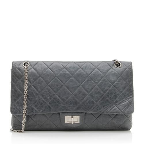 Chanel 50th Anniversary Calfskin Reissue 226 Double Flap Bag