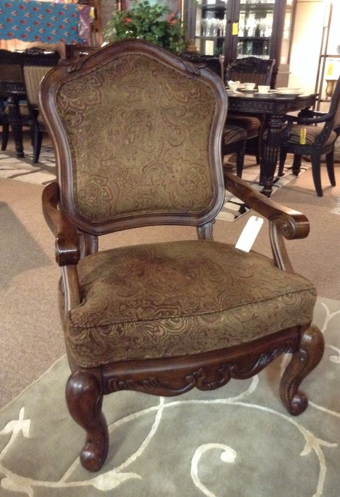 Swell Accent Chairs Brown Paisley Print Chair 258 95 Too Andrewgaddart Wooden Chair Designs For Living Room Andrewgaddartcom