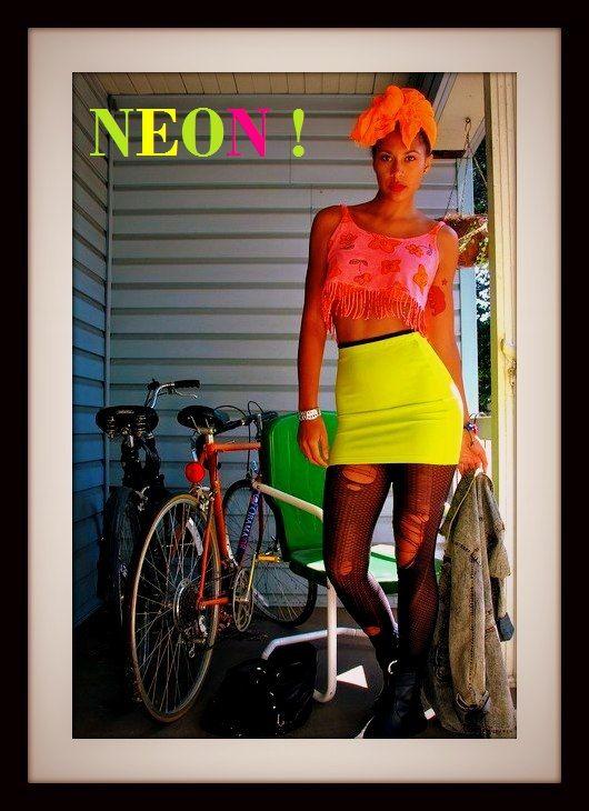 Lo que se viene para verano ! Neon<3