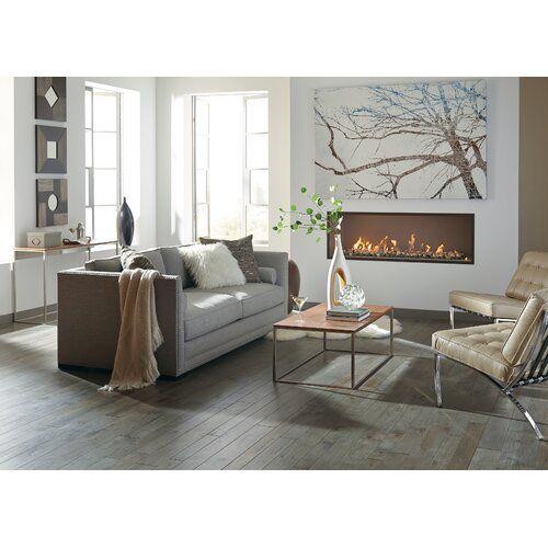 Somerset Random Width Engineered Maple Hardwood Flooring