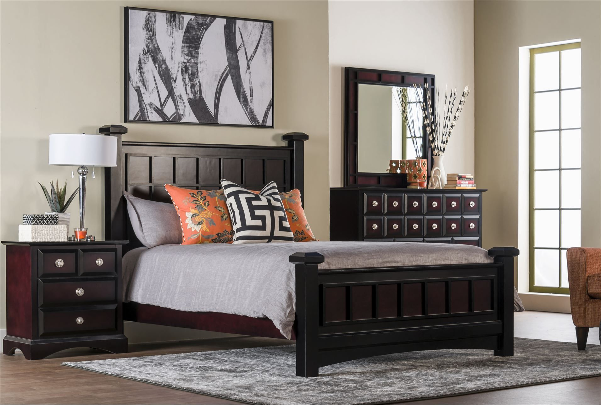 Affordable Can Look Classy Http Www Livingspaces Com Productview Aspx Productid 41844 Bvrrwidgetid Living Spaces Furniture Bedroom Sets Living Spaces Bedroom set living spaces