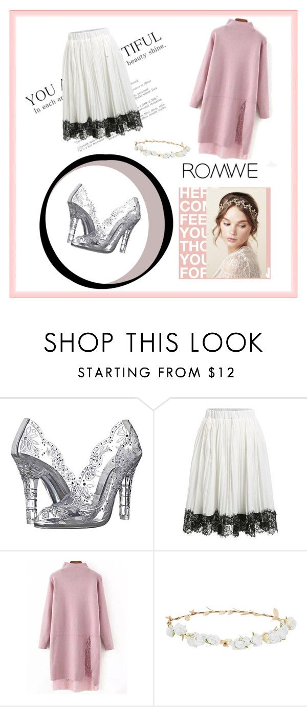 """""""color of spring"""" by romwe ❤ liked on Polyvore featuring Dolce&Gabbana and Robert Rose"""