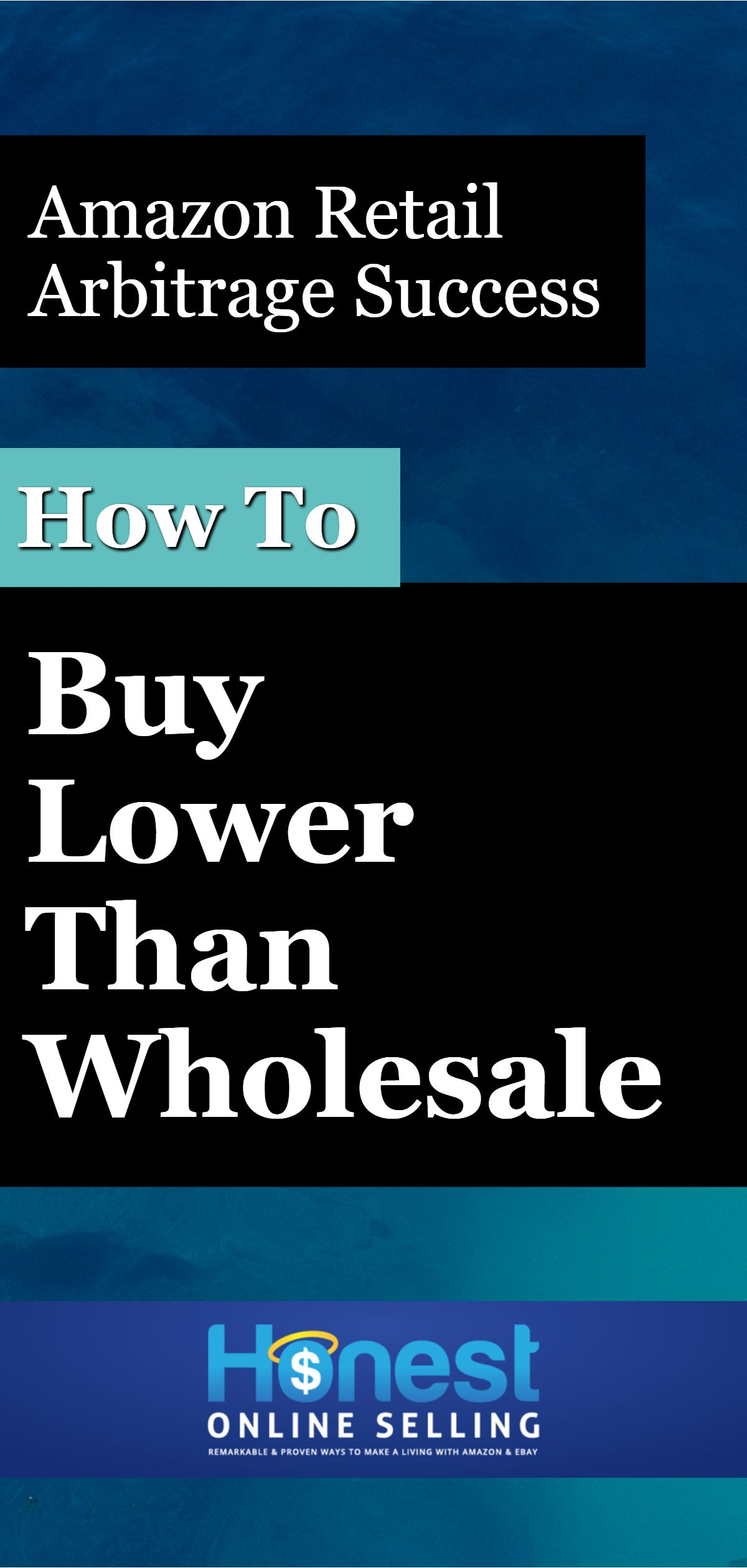 He Buys *Below* Wholesale. See Inside His Amazon Seller