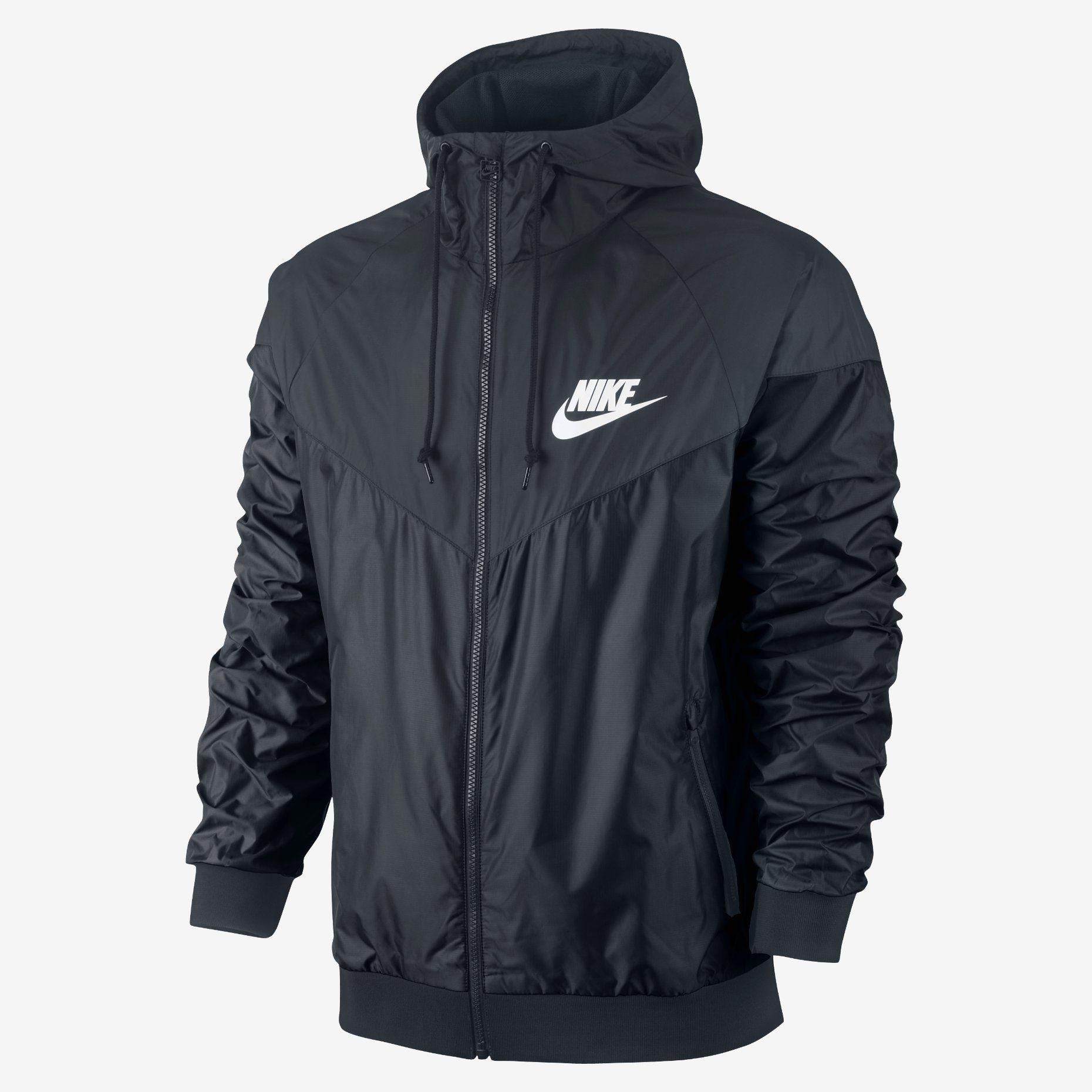 Nike Windrunner Men's Jacket. Nike Store