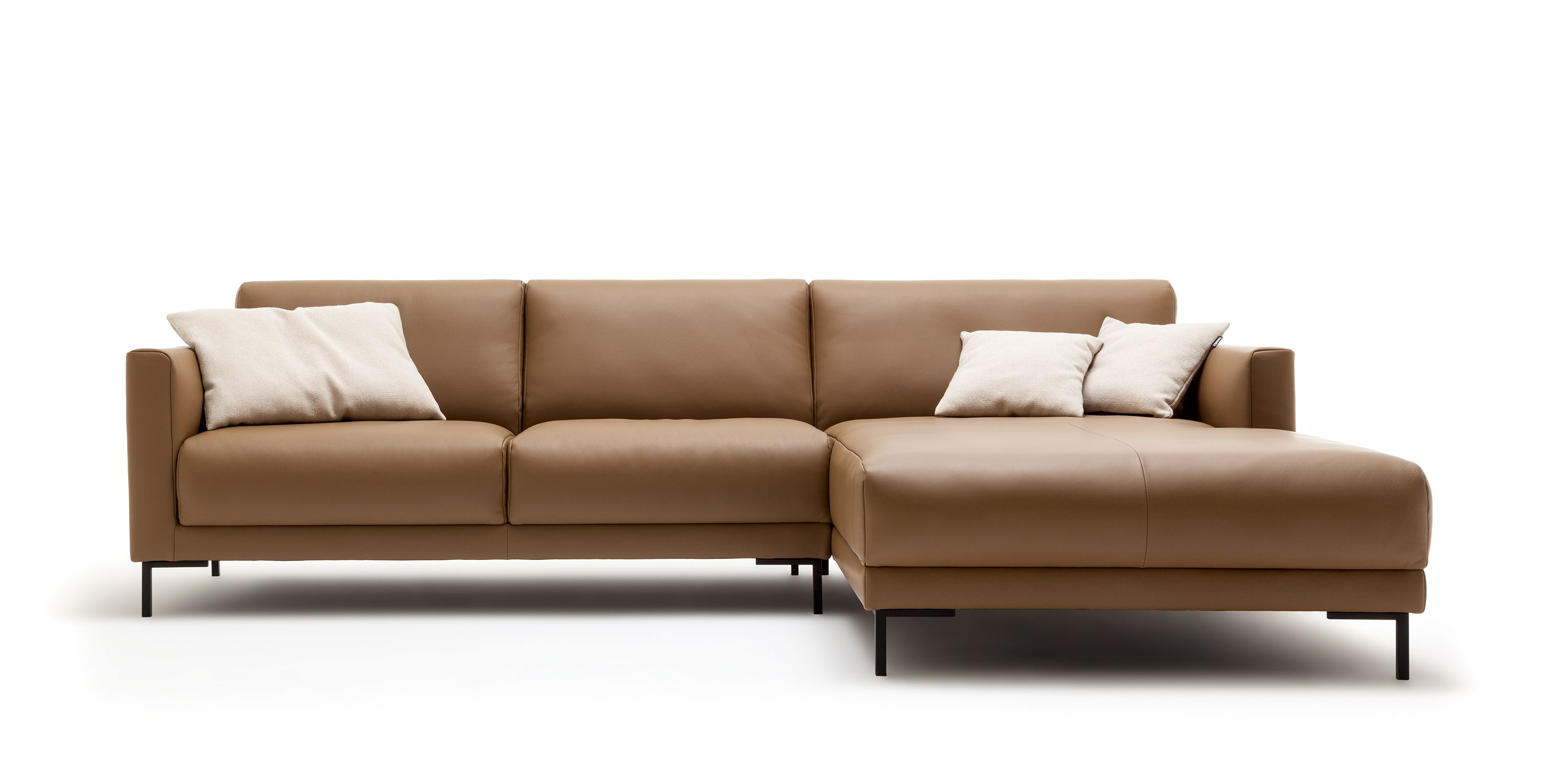 Freistil 141 sectional sofa Available at Studio Anise Rolf Benz