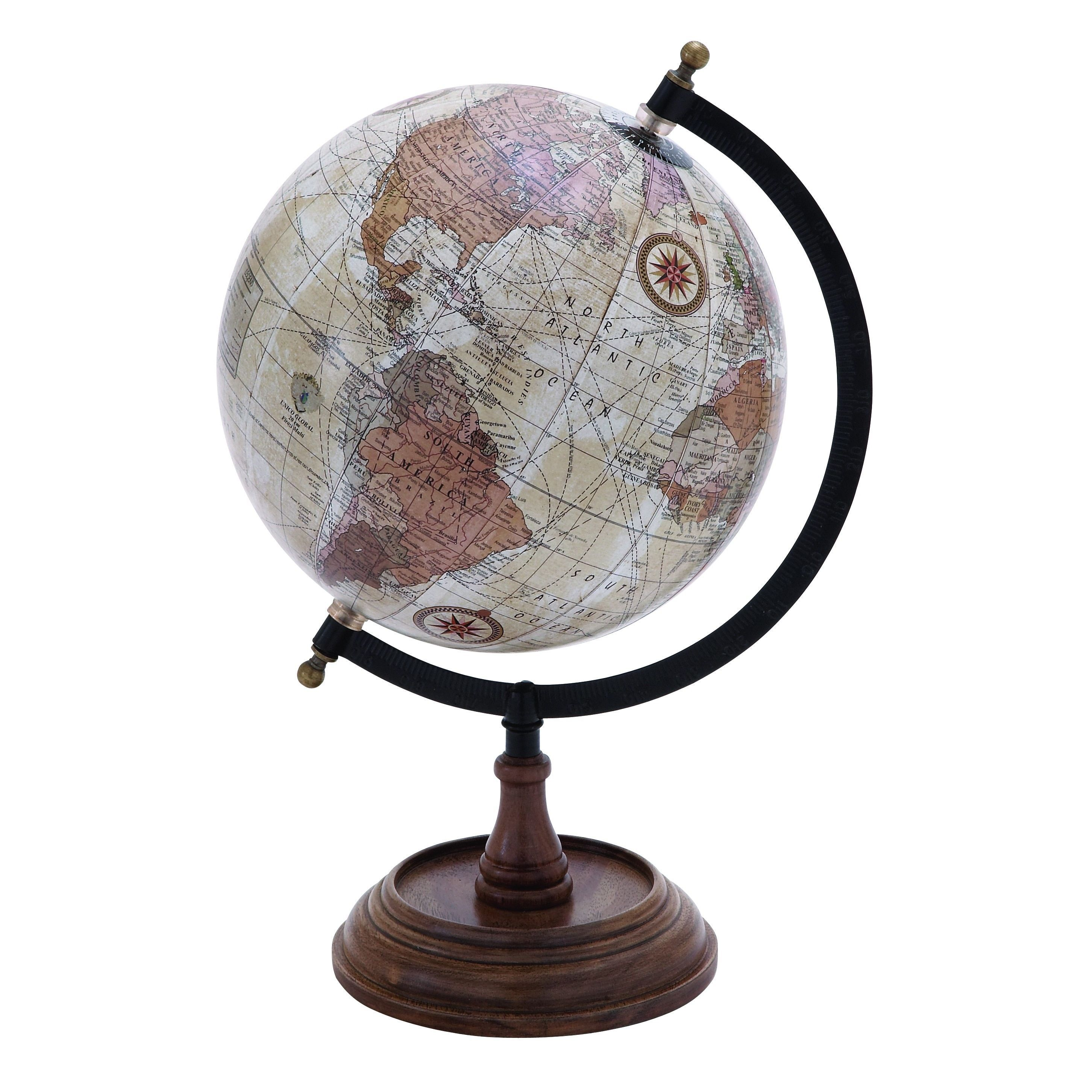 bad3aac3998df0e98db19bf79b17c374 - Better Homes And Gardens Decorative Tabletop Globe