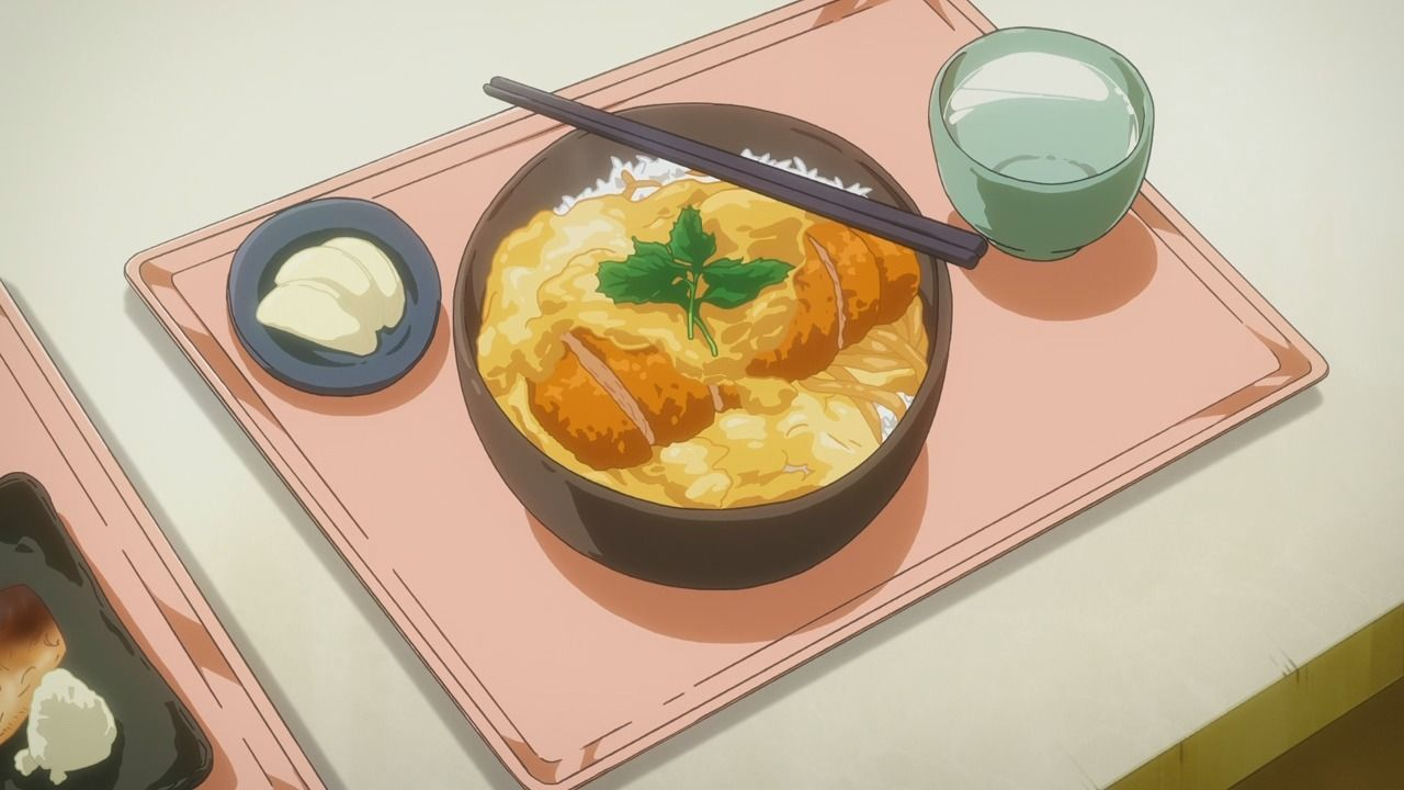 Free dive to the future episode 6 anime dive food
