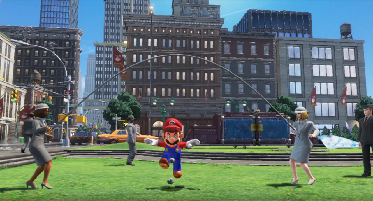 Super Mario Odyssey Jump Rope Glitch Watch Us Get A Glitch That Allows Us To Easily Obtain 99999 Jumps November Super Mario Odyssey Mario Odyssey Super Mario