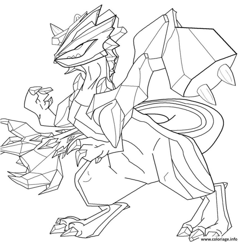 Pokemon Legendaire Zekrom Coloriage Coloriagedeblancheneige