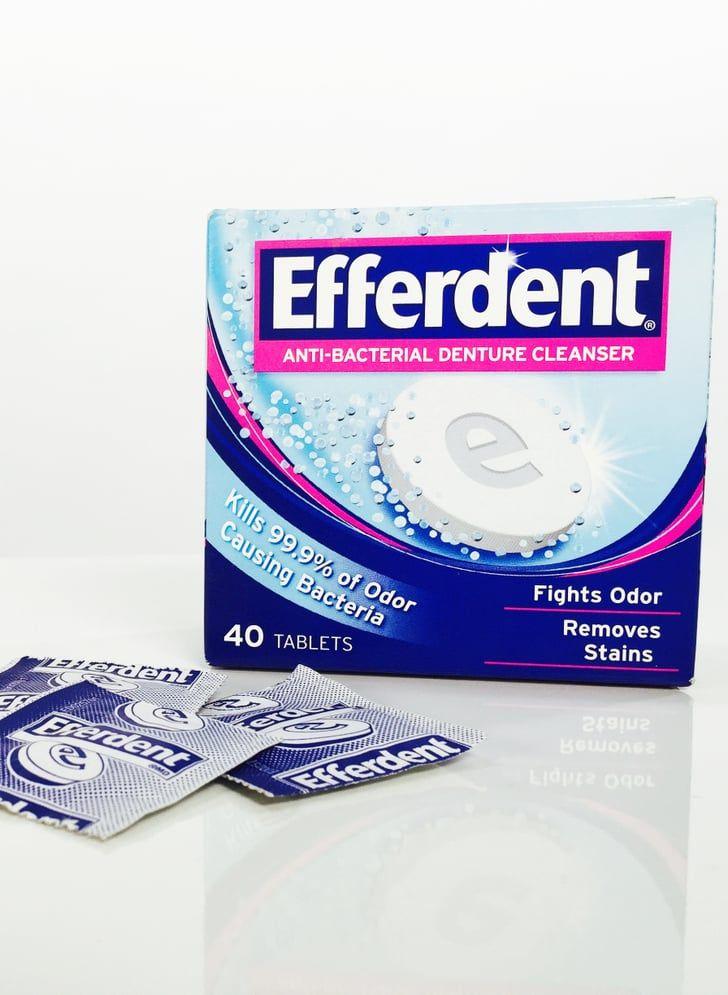 5 surprising household uses for denture cleaner denture