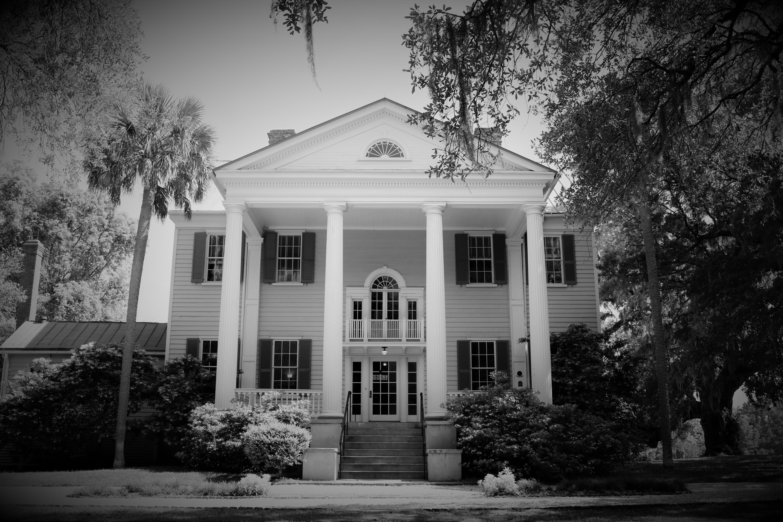 McLeod Plantation House on James Island Charleston SC