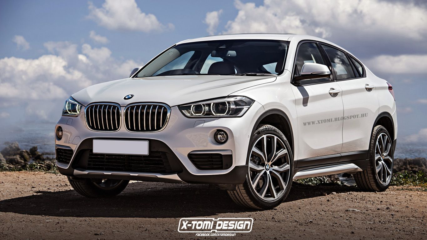 bmw x2 to launch at the 2016 paris motor show. Black Bedroom Furniture Sets. Home Design Ideas