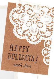 holiday card ideas